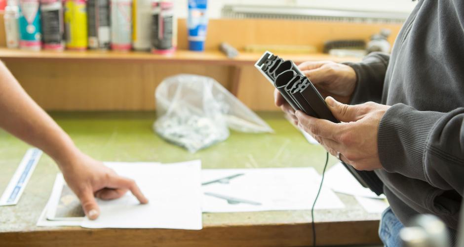 Gelbau Contact Optima Sicherheitsleiste - Produktebesprechung